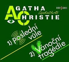 Agatha Christie - Posledn&iacute; vle a V&aacute;non&iacute; trag&eacute;die