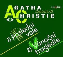 Agatha Christie - Poslední vůle a Vánoční tragédie