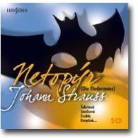 Johann Strauss Netopýr / Die Fledermaus