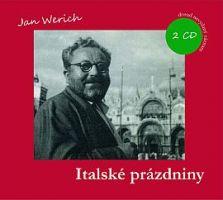 Jan Werich Italské prázdniny
